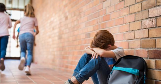 На училище Какво да направим, ако детето ни е жертва