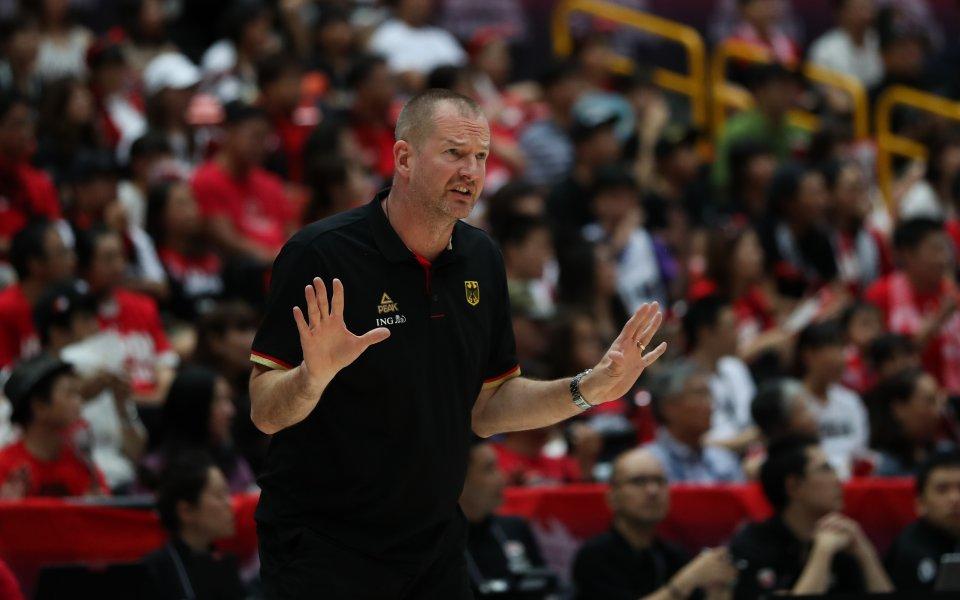 Треньорът на баскетболния Бундестим няма да изгори