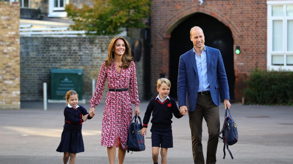 кралско семейство