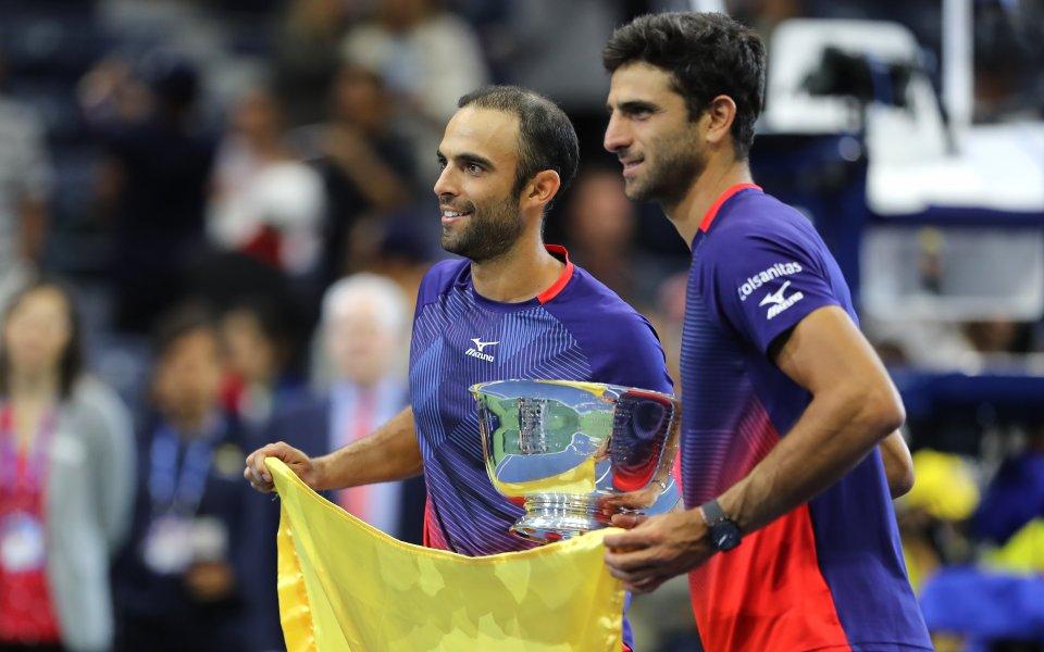 Колумбийци взеха титлата на двойки на US Open при мъжете