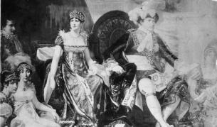 Наполеон и диадемите за жените в неговия живот