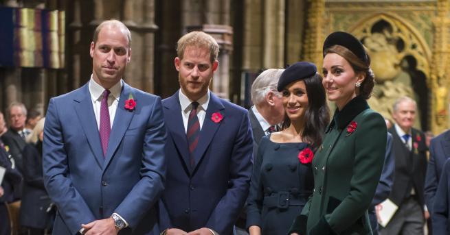 Любопитно Кои са звездите, приятели с британското кралско семейство Вижте