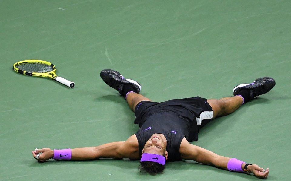 Надал си взима почивка от тениса след поредната травма