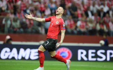 Австрия мечтае след успех над Словения