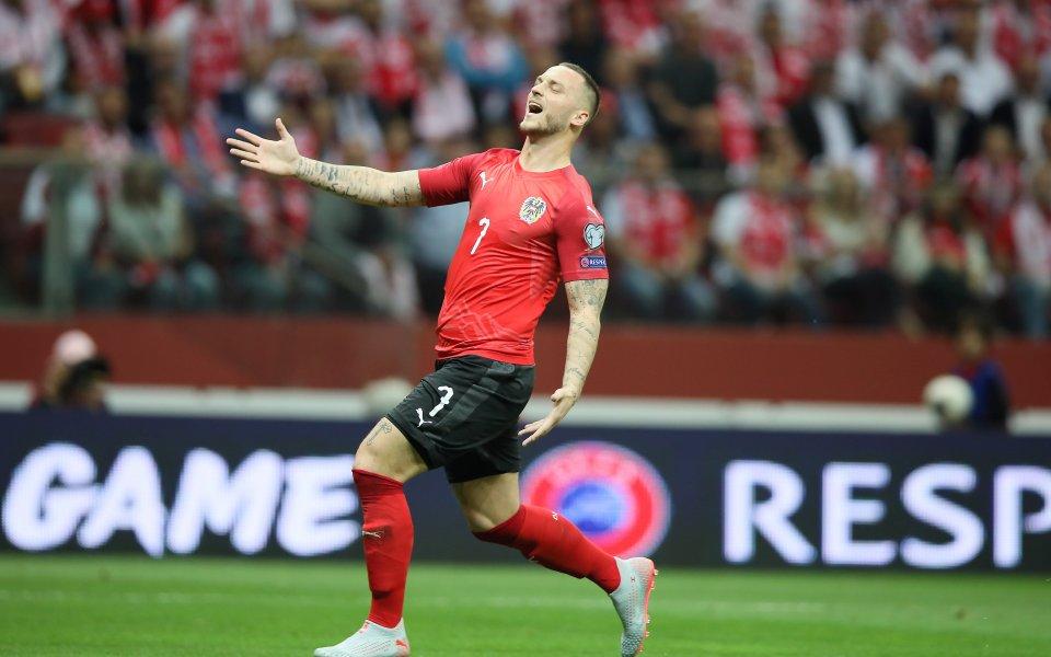 Отборът на Австрия постигна изключително ценна победа в борбата си