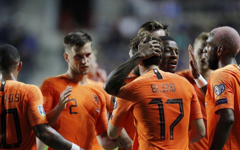 Холандски футболист интер