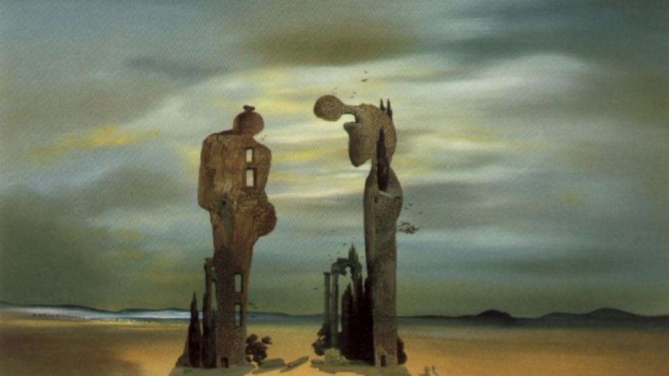 "Реминисценция по ""Вечерня"" на Жан-Франсоа Миле"
