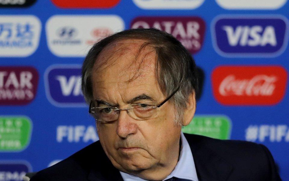 Шефът на френския футбол против спирането на мачове заради хомофобия