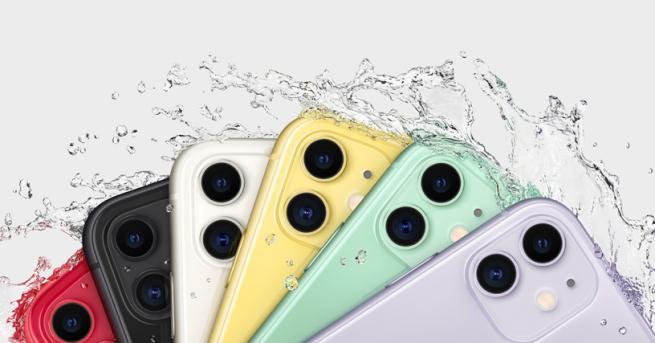 Технологии Apple се бори да привлече внимание с три нови