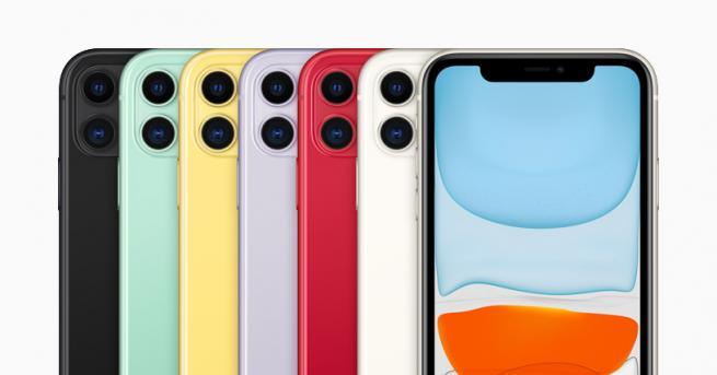 Технологии 5 функции, които липсват в iPhone 11 Смартфонът на