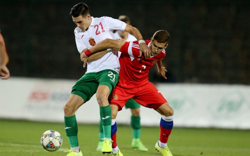 Мартин Минчев: Ние сме България и трябва да мачкаме всичко наред