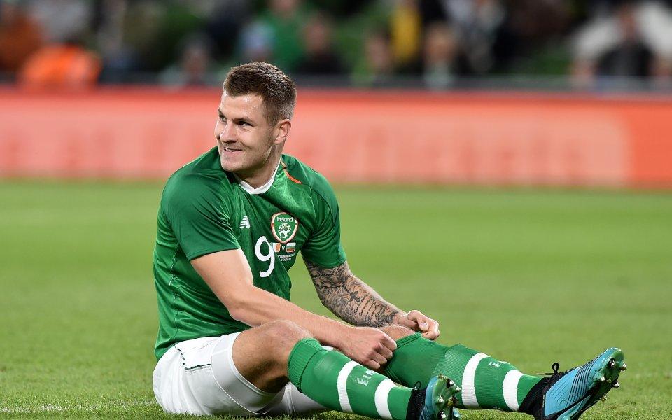 В труден за гледане мач Грузия и Ирландия не се биха