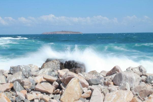 Морето