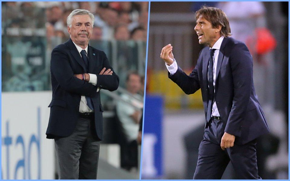Конте с двойно по-голяма заплата от Анчелоти в Серия А