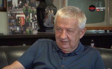 Крушарски: Локо е най-интригантският тим, за Гонзо няма ляво-дясно