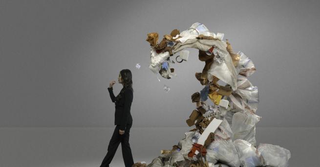 Любопитно 4 алтернативи на пластмасата, за които природата ще ви