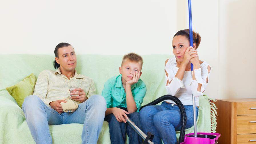 Хаос в стаята на детето: идеи как да се...