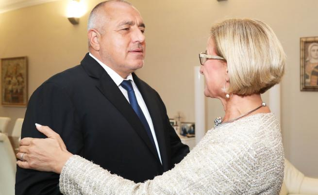 Борисов: Не съм казвал, че сме се отказали от Шенген