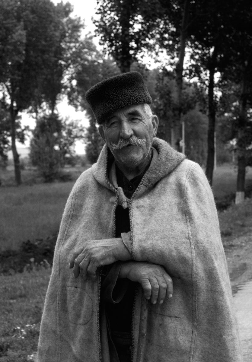<p><b>Пастир</b>, Шоплук, Западна България, 1966<br /> Автор: Мартин Кейнинг</p>