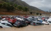 Потоп в Испания, жертви и ранени