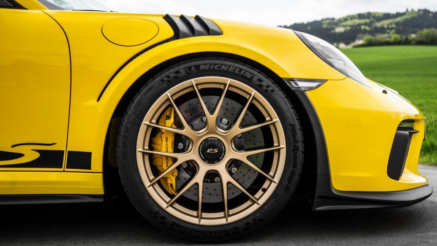 Porsche 911 GT3 RS Weissach Package (2019)