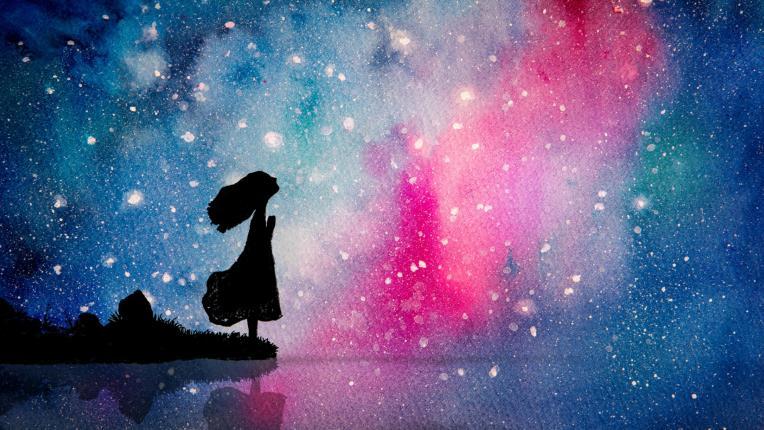 жена космос