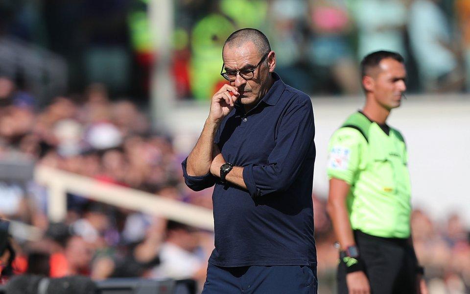 Наставникът на Ювентус Маурицио Сари заяви, че неговият тим трябва