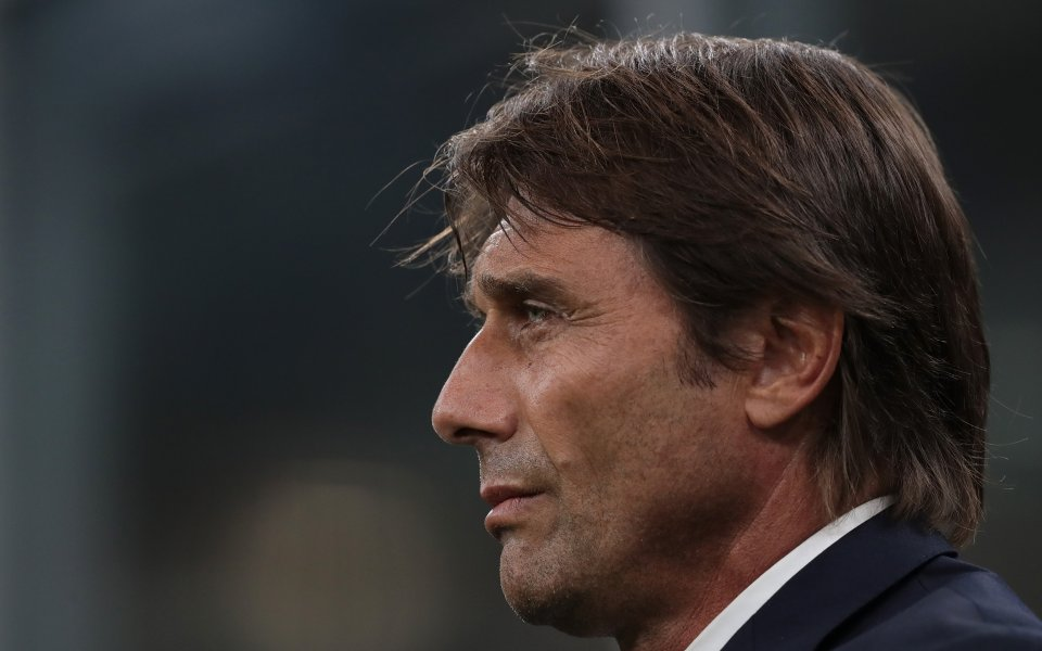Треньорът на Интер Антонио Конте обяви, че колегата му в