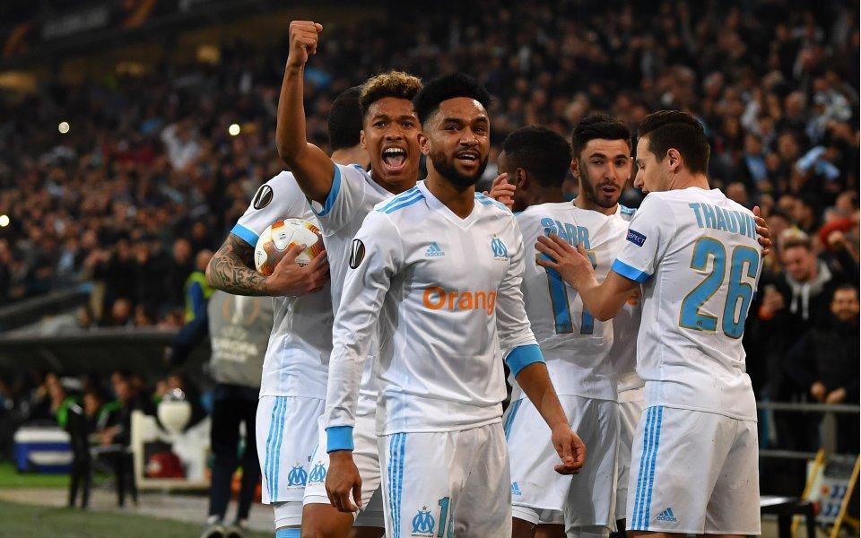 Марсилия обърна Монако в луд мач със седем гола
