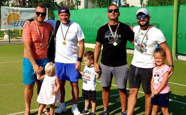 Калоян Георгиев грабна купата в Green Life Open 2019