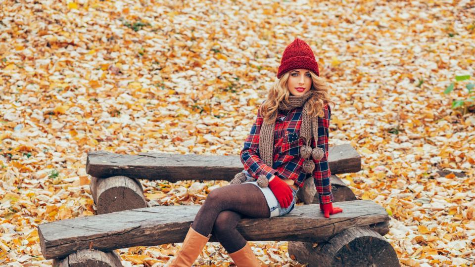 мода есен