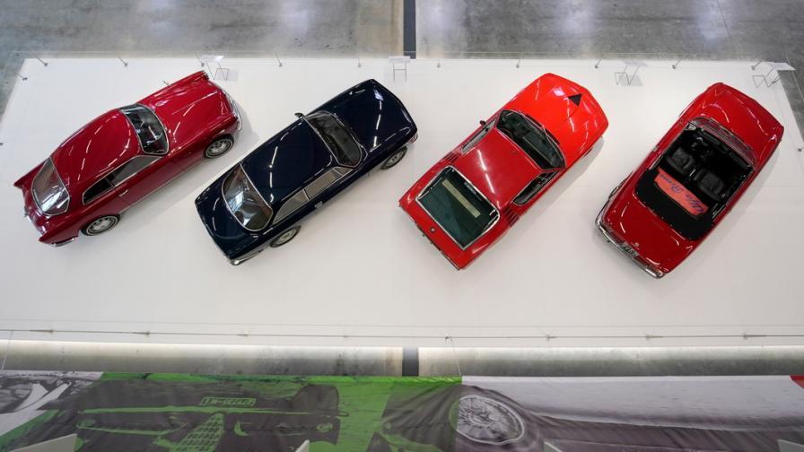 Митът Alfa Romeo - за всички фенове на...