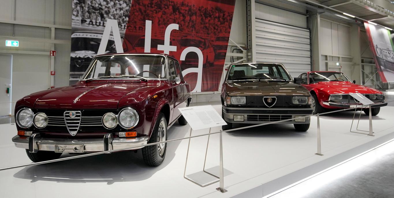 <p>Сред представените автомобили на Alfa Romeo са различни шедьоври от колекцията на FCA Heritage, които обикновено се показват в &quot;La Macchina del Tempo&quot; - историческия музей на Alfa Romeo в Арезе.</p>