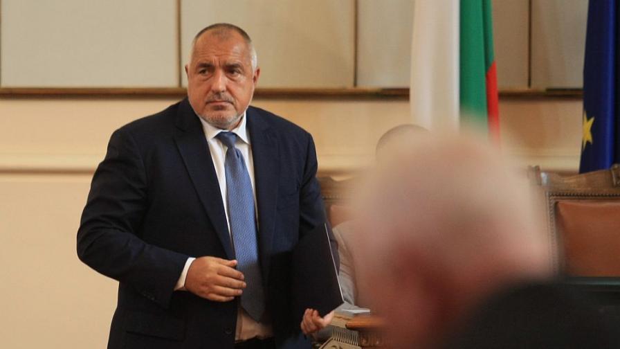 <p>Борисов: Подготвя се посещение на <strong>Путин у нас&nbsp;&nbsp;</strong></p>