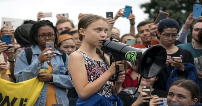 Свят България се включва в Глобалната климатична стачка днес Хиляди