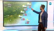 Прогноза за времето (20.09.2019 - обедна емисия)