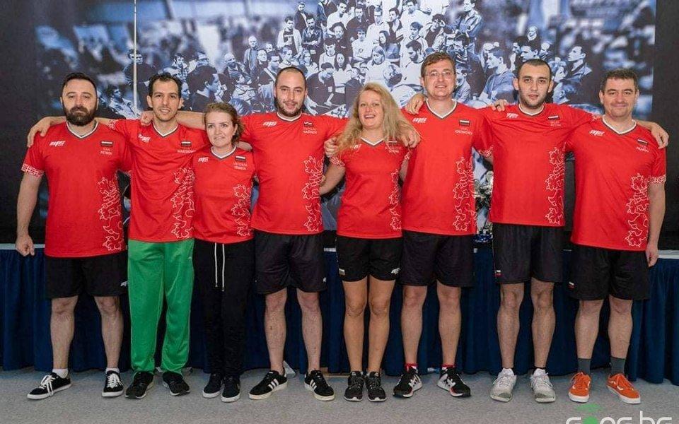 България отново сред първите на световно първенство по джаги. Българите