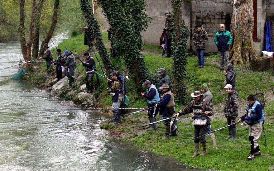 14 отбора ще участват на световното клубно първенство по риболов на пъстърва в Девин