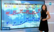 Прогноза за времето (20.09.2019 - централна емисия)