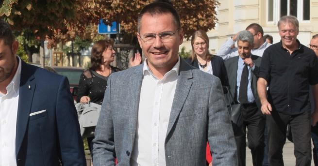 България ВМРО издигна Ангел Джамбзки за кмет на София Пълната