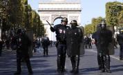 """Над 100 арестувани """"жълти жилетки"""" в Париж"""