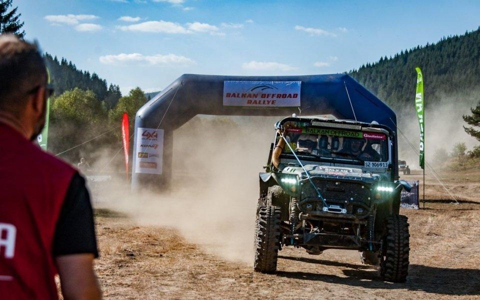 Български екипажи грабнаха победата в двете най-големи и важни категории