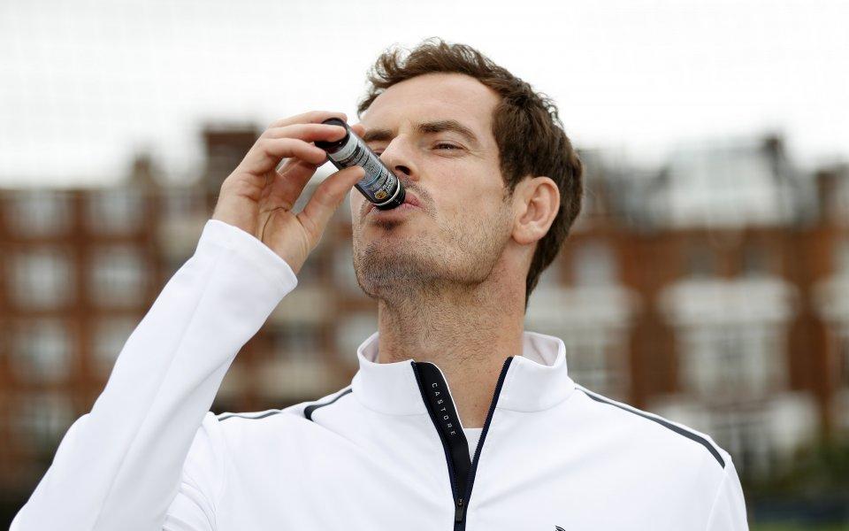 Британският тенисист Анди Мъри демонстрира реалистична самооценка, като заяви, че