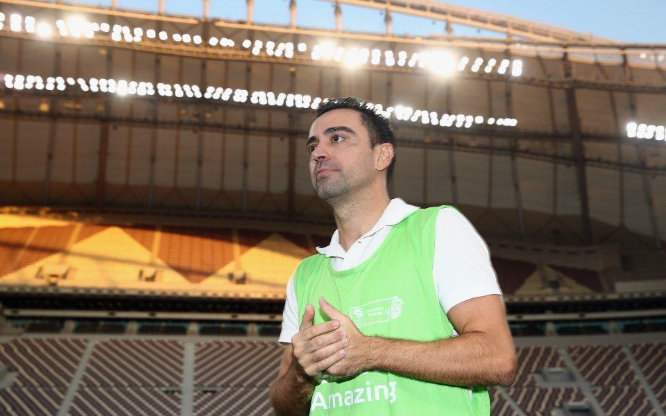 Легендата Шави мечтае за треньорски пост във Висшата лига