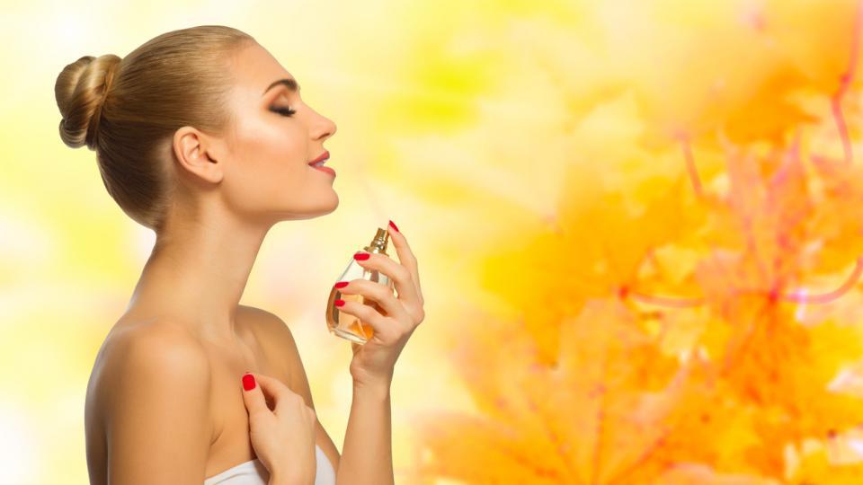парфюм жена есен