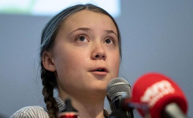 Защо посланието на Грета Тунберг не плаши Путин