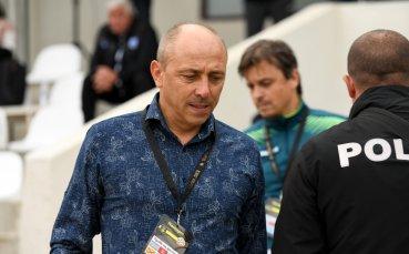 Илиан Илиев: Четири гола не са малко, но показахме и стари слабости