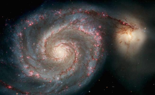 Най-впечатляващите кадри от телескопите на НАСА