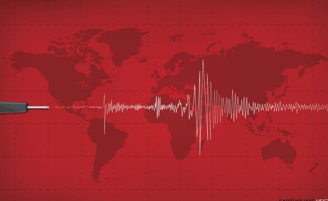 Земетресение от 6,1 край гръцкия остров Крит