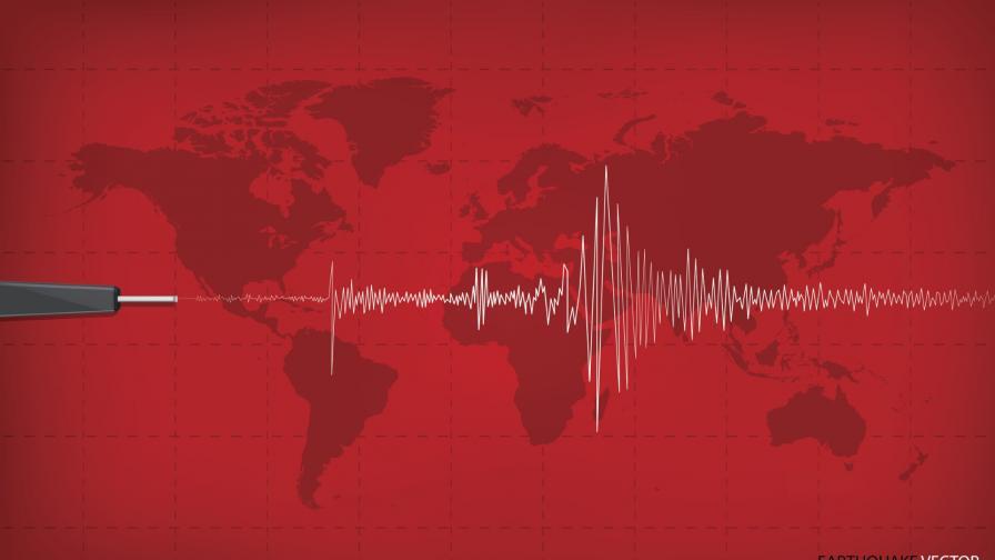 <p>Ново земетресение в Албания</p>